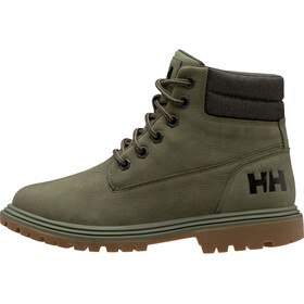 Helly Hansen Fremont Sko Damer, lav green/beluga/sperry gum